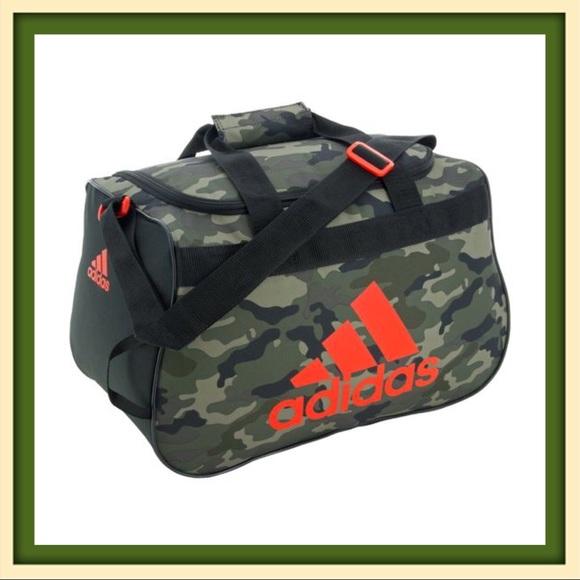 07632fe890 🆕✅ADIDAS✅ Camo Gym Duffle Bag
